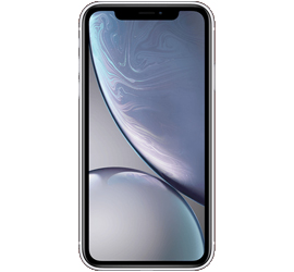 Apple iPhone XR 64 GB Weiß