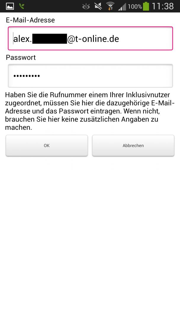 telekom e mail adresse einrichten