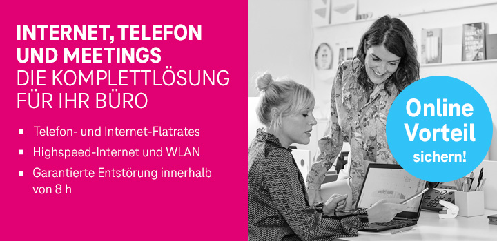 Deutschlandlan Ip Ihre Komplettlösung Fürs Büro Telekom Profis