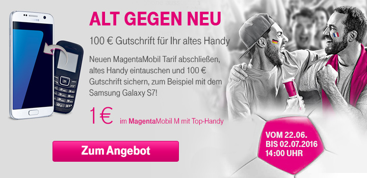 alt gegen neu 100 euro gutschrift f r altes handy telekom profis. Black Bedroom Furniture Sets. Home Design Ideas