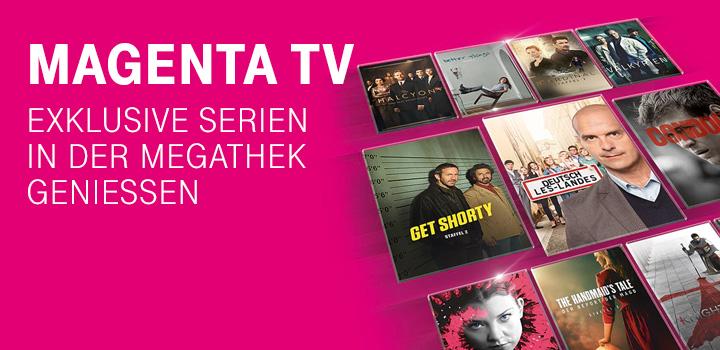 Magenta Tv Megathek