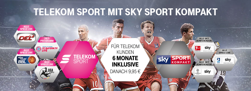 Telekom Sport Programm