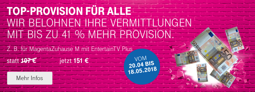 Telekom Provision