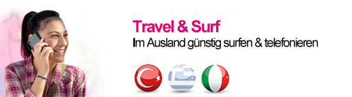 Travel Surf Telekom