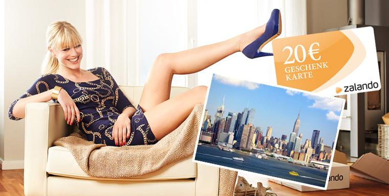 nicht verpassen 20 zalando gutschein erhalten new york. Black Bedroom Furniture Sets. Home Design Ideas