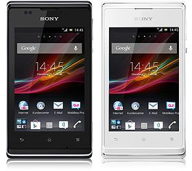 Xtra Pac Sony Xperia E Im Xtra Triple jetzt für nur 79,95