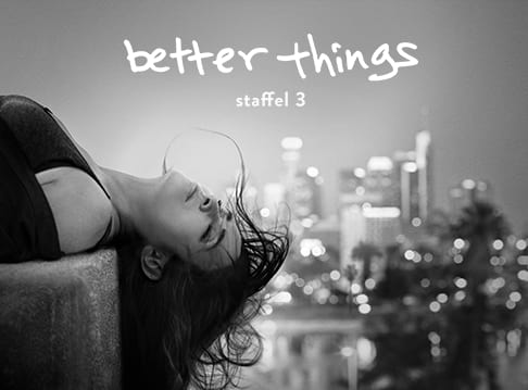 Better Things Staffel 3